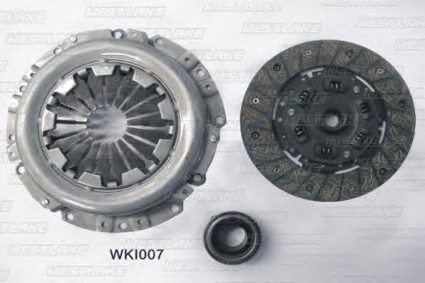 Kit Embrague Westlake (Plato Presion + Disco de embrague + Cojinete Empuje) Referencia: WKI007