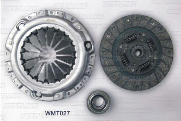 Kit Embrague Westlake (Plato Presion + Disco de embrague + Cojinete Empuje) Referencia: WMT027