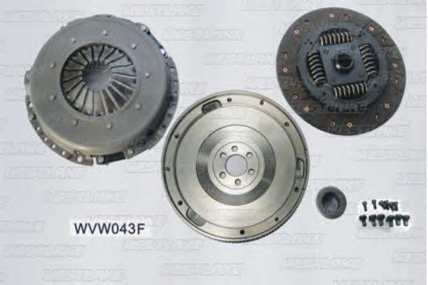 Kit Completo Rigido Westlake(Volante Rigido + Embrague + Cojinete + Jgo. Tornillos) Referencia: WVW043F