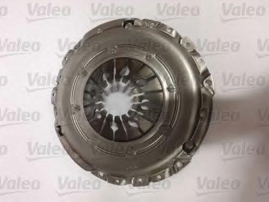 Kit Completo Rigido Valeo (Volante Rigido + Embrague + Cojinete + Jgo. Tornillos) Referencia: 835068
