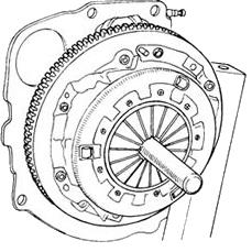 Embragues / Embrague + Volante Motor / Piezas adicionales